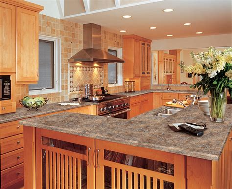 kitchen countertops options laminate countertop edge options by kuehn bevel