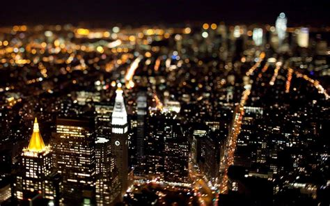 Cityscape Wall Mural nyc at night wallpapers wallpaper cave