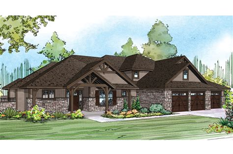 craftsman house plans cedar creek