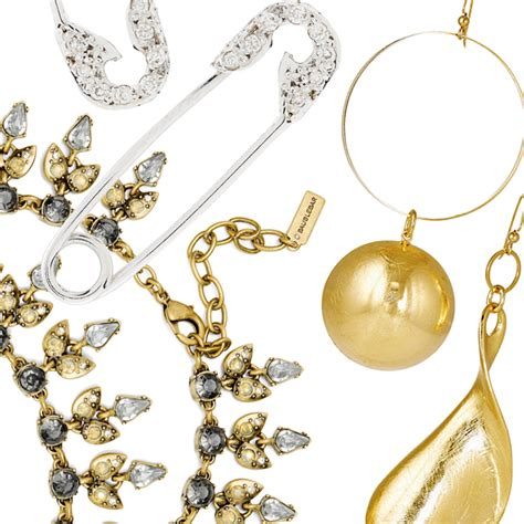 earrings trends the jewelry trends you ll see everywhere this season