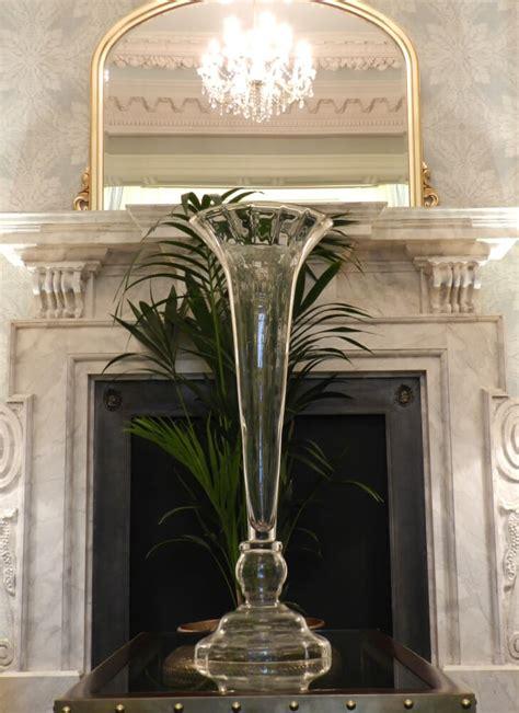 Wedding Vase Hire by Fluted Trumpet Vase Wedding Day Hire