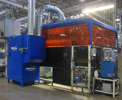 volvo sets  manufacturing standards selects robovent  reach air quality goals