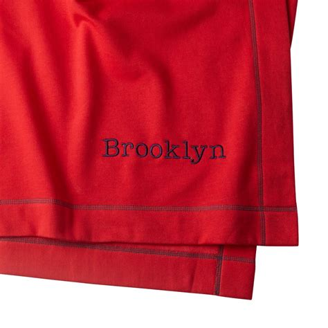 sweatshirt comforter personalized red sweatshirt blanket the land of nod