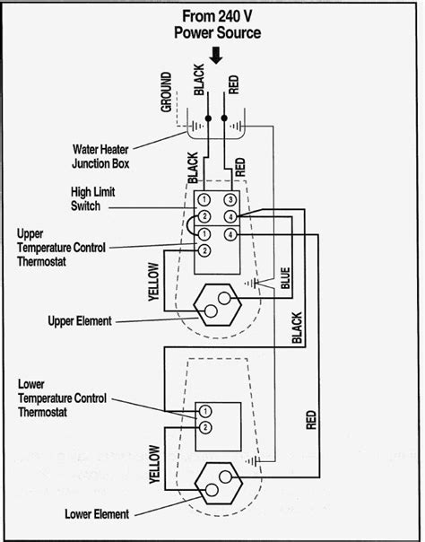 Water System Thermostat Wiring Diagram