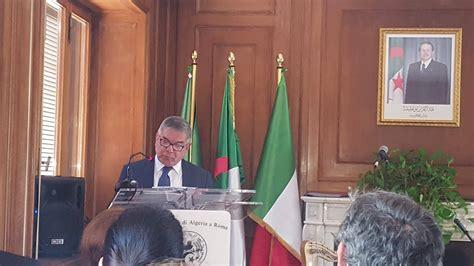 consolato algerino a conferenza sul libro di ali piccinin ambasciata d