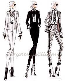 hayden williams fashion illustrations fashion elite