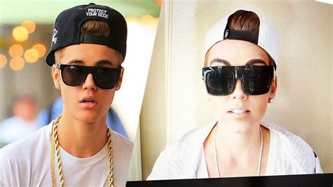 Justintv Turns An Into An Addiction by How To Look Like Justin Bieber Kandee Johnson