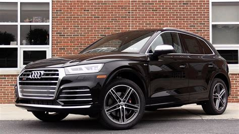 Q5s Audi by 2018 Audi Sq5 Review