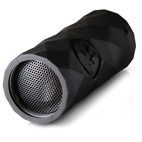 Buckshot Rugged Wireless Speaker outdoor tech buckshot portable rugged wireless