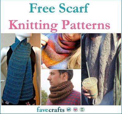 favecrafts free knitting patterns 59 free scarf knitting patterns favecrafts