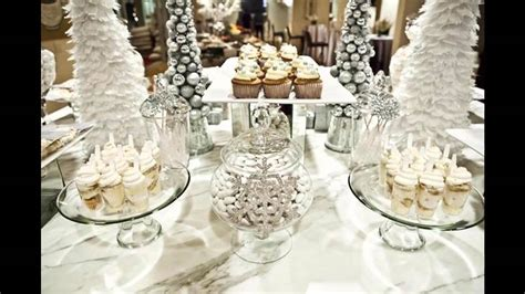 Home Party Decoration by Good Winter Baby Shower Decorating Ideas Youtube