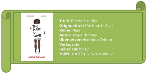 filme schauen the hate u give buchrezension the hate u give angie thomas back down