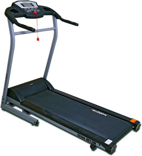 Silicon Treadmill healthgenie drive 4012m motorized treadmill with silicone lubricant 550ml manual incline max