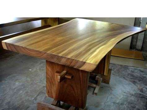 large wood dining tables large wood dining table curve bali indonesia
