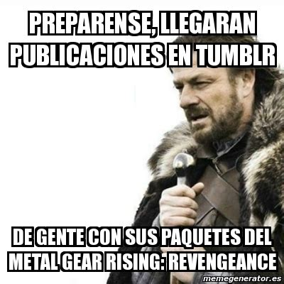 Mgs Meme - metal gear rising meme memes