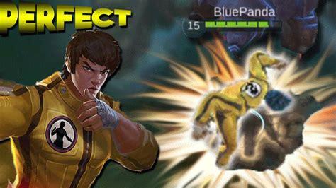 chou mobile legend mobile legends chou gameplay