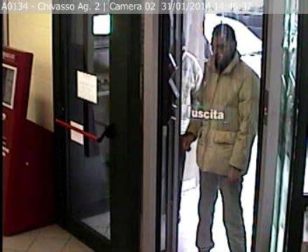 banca popolare di verona desenzano caluso rapina alla biverbanca arrestato un torinese