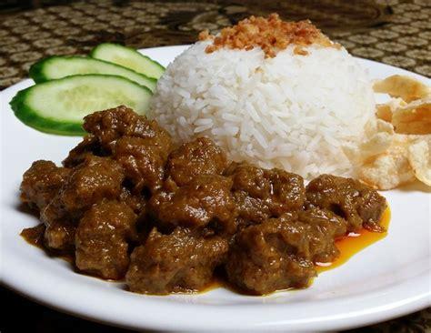 Calystakitchen Rendang Babi Rendang Pork babi roedjak indisch indonesisch chinees