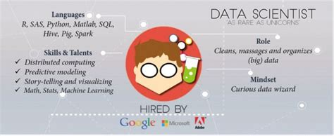 How Do I Become A Data Scientist As An Mba by The Different Data Science Roles In The Industry