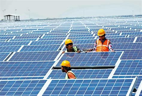 solar energy in india for home air pollution in india reducing solar power