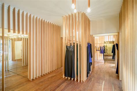zeller amp moye fits out sandra weil store in mexico with