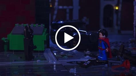 Lego Superman Vs Batman lego batman vs superman on devour