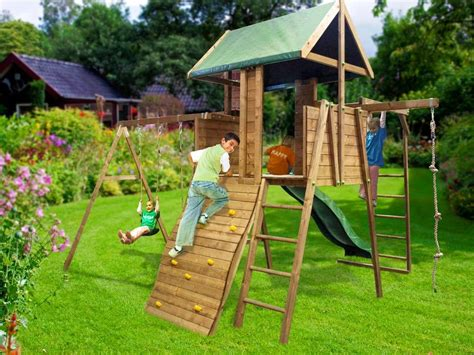 slide and swing set uk kids small climbing frame kid swing slide set playhouse