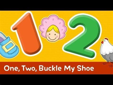 libro one two buckle my sing along one two buckle my shoe read by wilmer