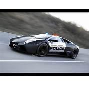 Lamborghini Reventon Police Car  2016