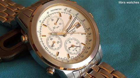 Seiko 7t32 seiko chronograph sq 100 cal 7t32