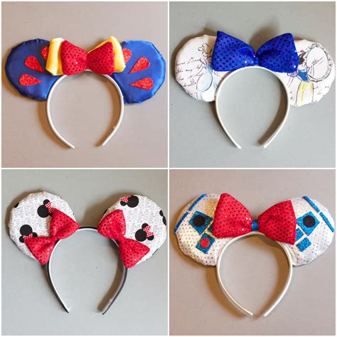 How To Make Mickey Mouse Ears With Construction Paper - diy disney mickey ears without answers