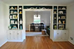 How To Paint Built In Bookshelves 11 Makeover Painting The Back Of Our Built In Bookcases