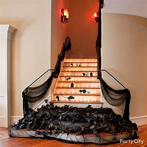 images of floors and decor halloween ideas haunted house entrance ideas party city
