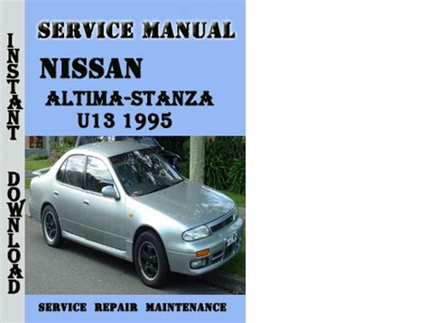 1995 nissan altima acclaim manual downloads by tradebit com de es it downloads by tradebit com de es it