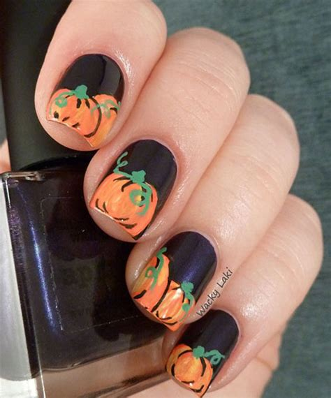 nails pumpkin 20 pumpkin nail designs ideas trends