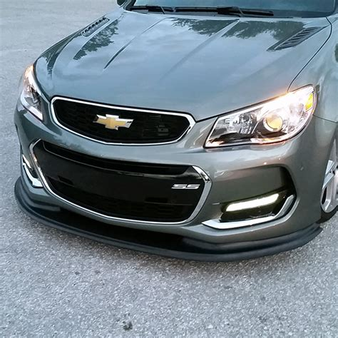 mobile attractions mobile attractions chevy ss molded front splitter v1 ssonly