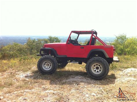 jeep rock buggy 1989 jeep wrangeler yj rock crawler mud buggy