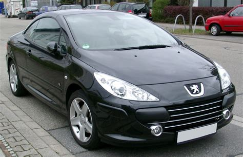peugeot motor cars peugeot 307cc reviews peugeot 307cc car reviews