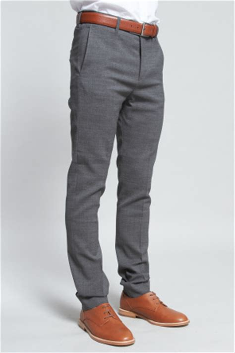 what color goes with gray pants shop for acne studios pants for men drifter suit pant in