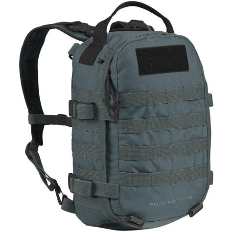 one rucksack wisport sparrow 16l rucksack graphite backpacks