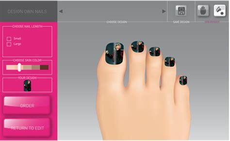 design your nails online free custom nail designer software online nail art designing