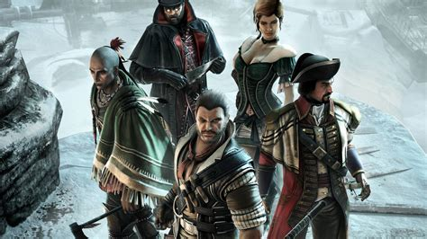Assassin's Creed 3 Wallpaper Collection For Free Download