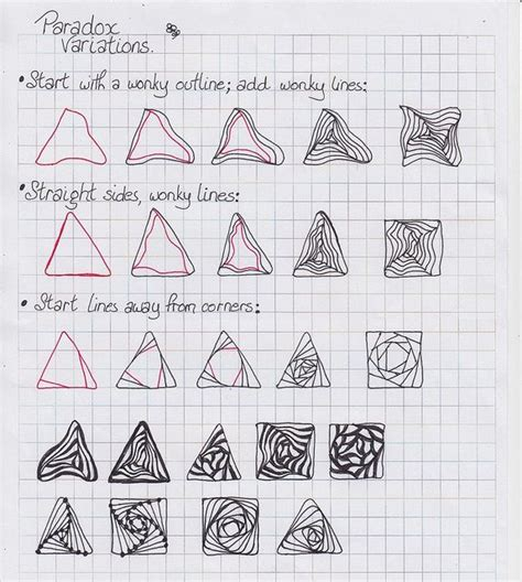 how to start a zendoodle 648 best images about zentangle patterns on