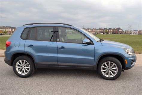 most comfortable suv for long distance driving tiguan offers plenty of surprises wheels ca