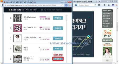 cara membuat nama korea dan artinya tutorial membuat akun melon korea dan cara vote di show