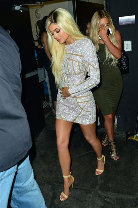 Inside Kylie Jenners Th  Ee  Birthday Ee   Party A List Guests