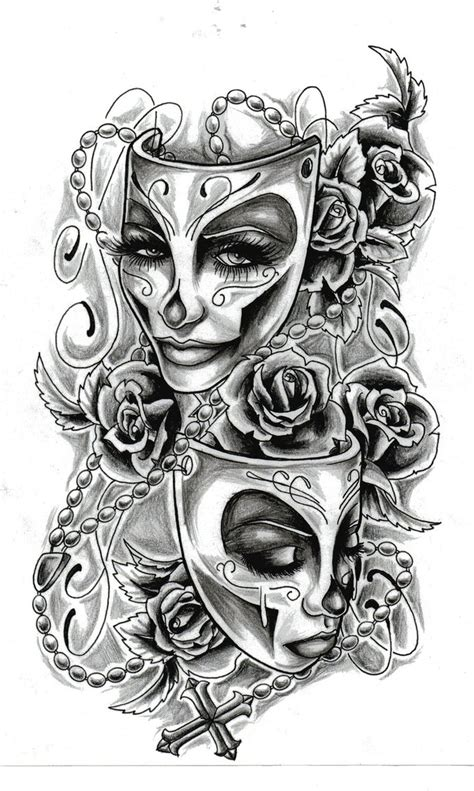 lady and the tr tattoo feminine design by almigh t on deviantart