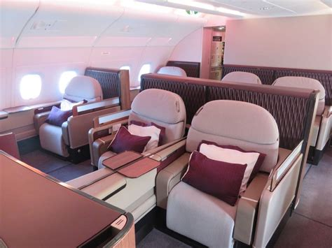 the massive first class bathroom onboard qatar airways