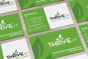 Thrive Gift Card Code - branding thrive fp v2g interactive
