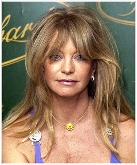 longer shag for older woman long hairstyles goldie hawn s long hairstyles for older women